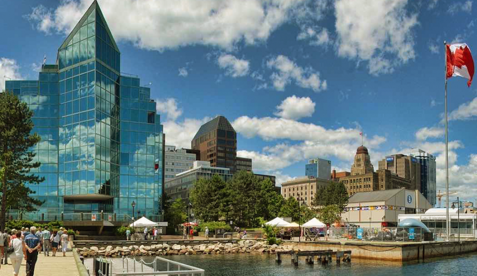 Halifax Waterfront, Halifax Nova Scotia